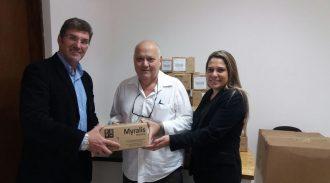 AESUL Recebe Doação De Amostras Gratuitas De Medicamentos E Distribui Para Entidades Sociais