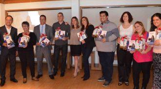 Diretora De Cursos E Palestras Da AESUL Patrícia Atuí Lança Livro Com Co-autores Associados Também Da AESUL