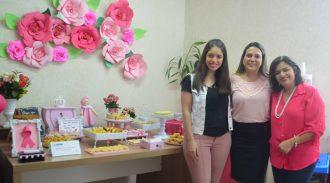 Tarde Rosa Da AESUL Reforça A Consciência Do Câncer De Mama