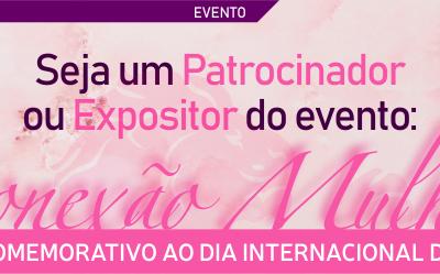 Dia Da Mulher 2019 – Patrocinadores Expositores