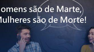 AESUL Realizará Palestra Gratuita Inspirada No Livro Homens São De Marte, Mulheres São De Vênus