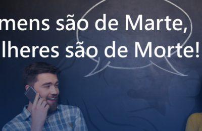 Homens Marte Mulheres