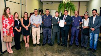 Juliana Lopes Participa De Café Da Manhã De Boas-vindas Ao Do Novo Delegado Da 6ª Delegacia Seccional De Polícia De Santo Amaro