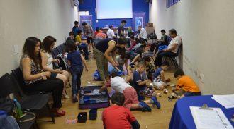 Oficina De Robótica Na AESUL Incentiva A Criatividade De Crianças E Adolescentes