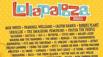 Lollapalooza Brasil Divulga Programação Dos Dois Dias De Festival No Autódromo De Interlagos