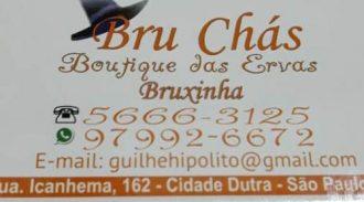 Bru Chás Boutique Das Ervas