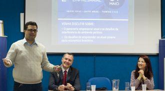 AREDE Em Parceria Com A AESUL Promoveu O 2º Forum Empresarial
