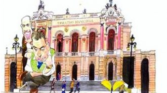 Um Passeio Pela História De São Paulo Na Caixa Cultural