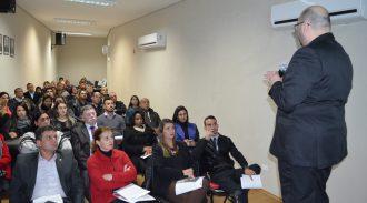 Palestra Na Sede AESUL Falou Sobre Governança Empresarial E Recuperação De Empresas