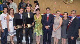 OAB Santo Amaro Homenageia Personalidades Com Prêmio Destaque 2015