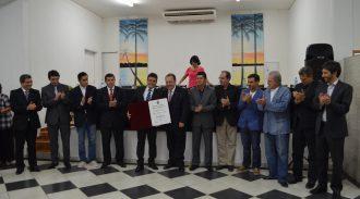 Presidente Do Conselho Da AESUL Recebe Título De Cidadão Paulistano