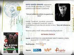 Dia 04 De Setembro Tem Expo Santo Amaro Na UNISA