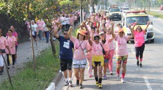 Capela Do Socorro Comemora 76º Aniversário Com Caminhada Contra O Câncer
