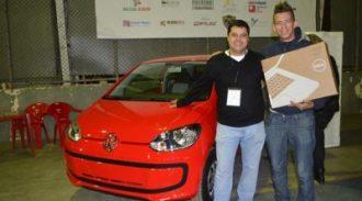 Participante Da InterFest Ganha Na Sorte Um Carro Zero Quilômetro