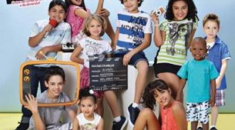 Crianças Da Comunidade Grajaú Estrelam Campanha De Dia Das Crianças Da Di Gaspi