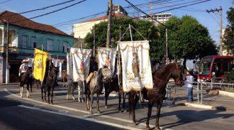 64ª Romaria De Santo Amaro Reúne Mais De 700 Rumo à Pirapora Do Bom Jesus