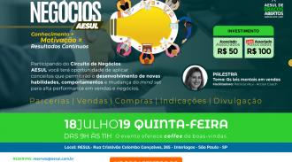 Circuito De Negócios AESUL – 18 De Julho De 2019