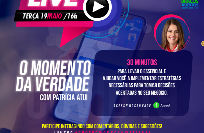 Live Maio Patricia Terca