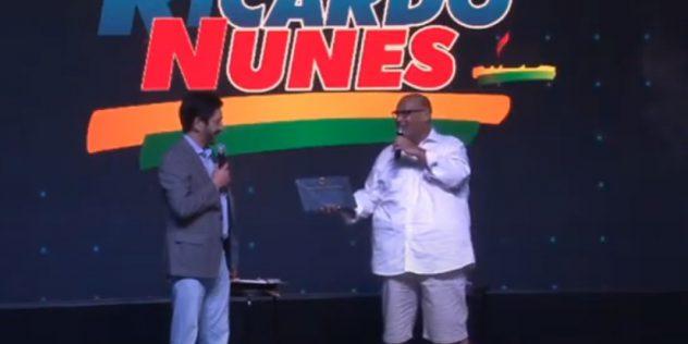 Vereador Ricardo Nunes Concede Votos De Júbilo à AESUL