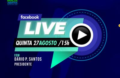 Live Presidente 270820