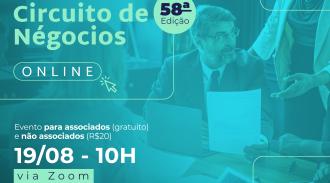 Circuito De Negócios AESUL – Agosto