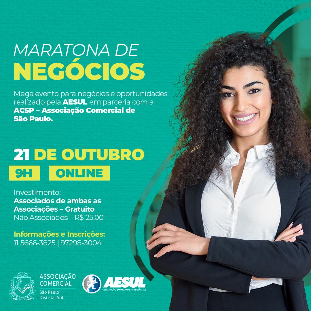 Maratona de Negócios AESUL/ACSP